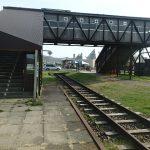 旧国鉄線路(周辺)