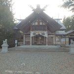 足寄神社-1 地鎮祭をします(周辺)