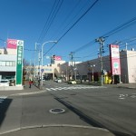 西5条通り イオン 道銀 500m(周辺)
