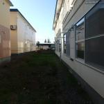 アパート南側敷地(外観)