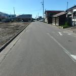 北側町道 7.27m