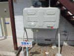 灯油タンク 490L➡新タイプに交換