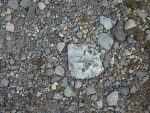北西境界石(外観)